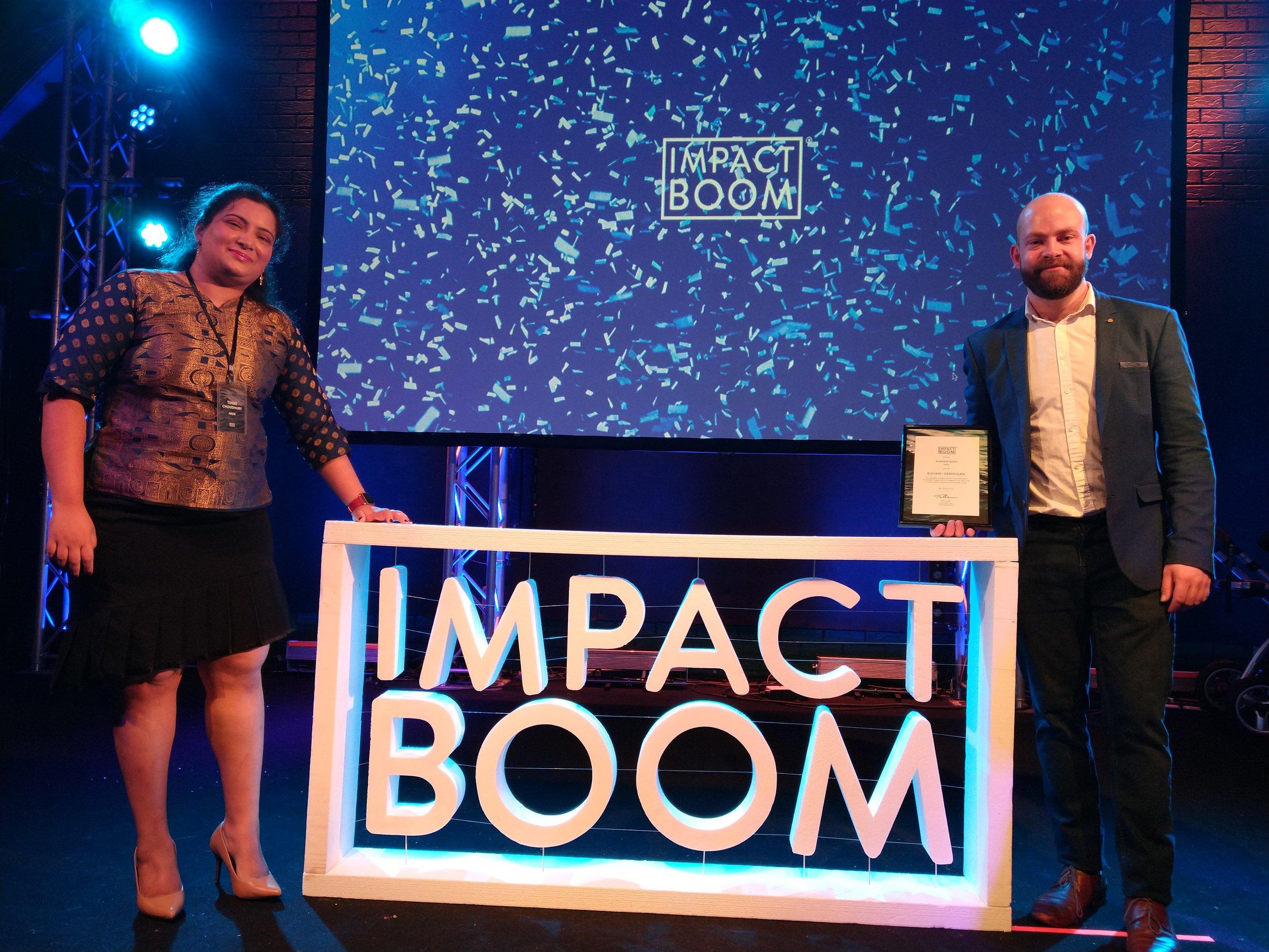Abide: Final Pitch Impact Boom Elevate+