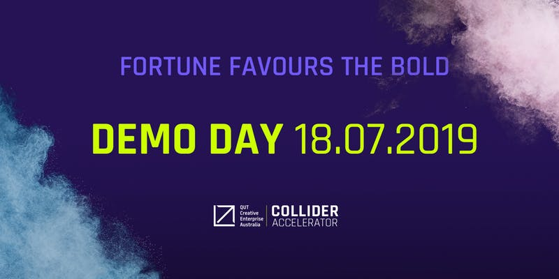 Collider Accelerator Demo Day 2019