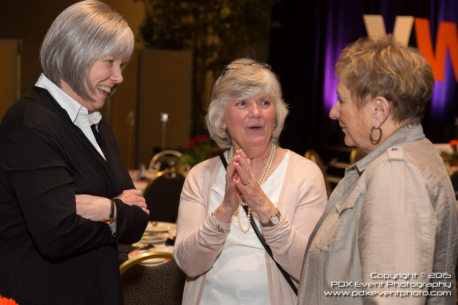 Images from various YWCA events 2014-2015
