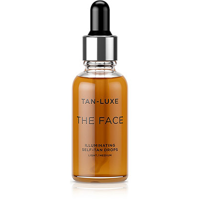 Tan Luxe The Face Drops