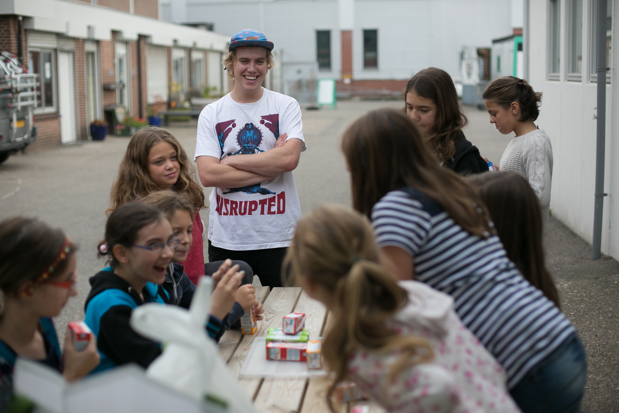 Graffitiworkshop Skatepark sweatshop Kinderfeestje Graffitiles den Haag 2015.jpg