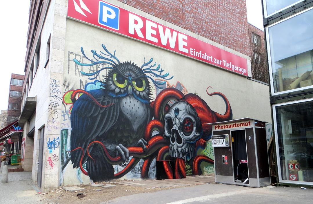 Mural in Berlin_Jeff Soto