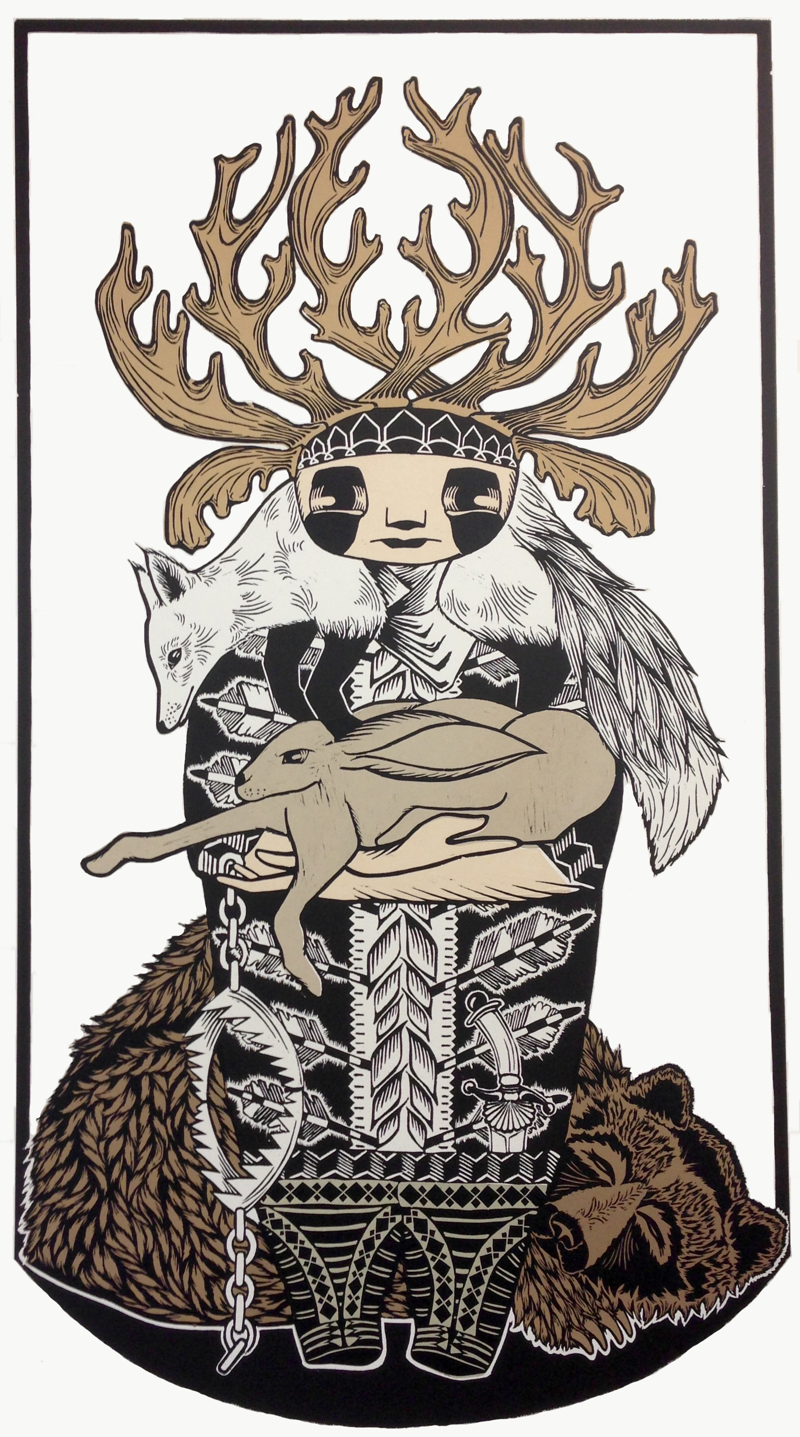 """The Hunter 