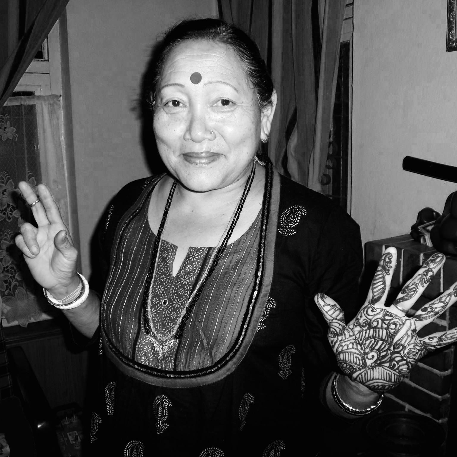 Rupa Thapa,  Executive Board Member