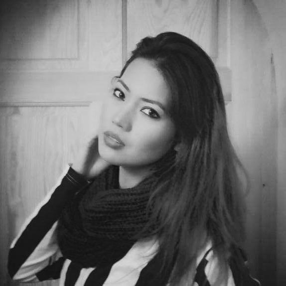 Durga Gurung  (Former Miss UK Nepal),   CYF Ambassador and Haushala Creatives product promoter