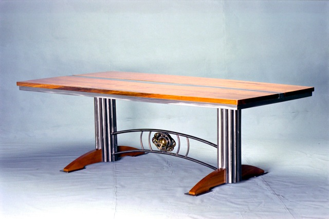 Lampost Dining Table