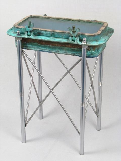 Porthole Table