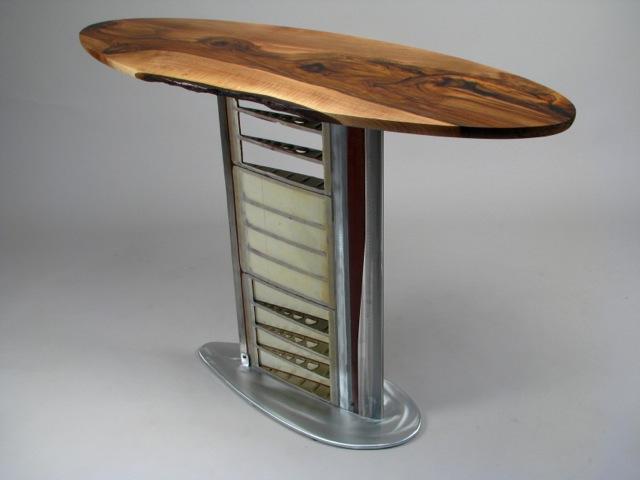 Heli Sofa Table