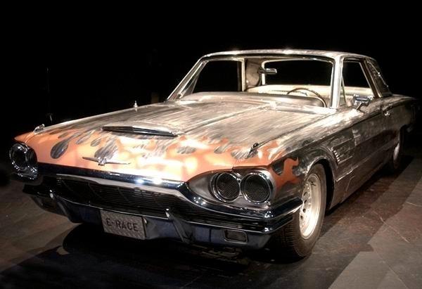 Vintage Ford Thunderbird