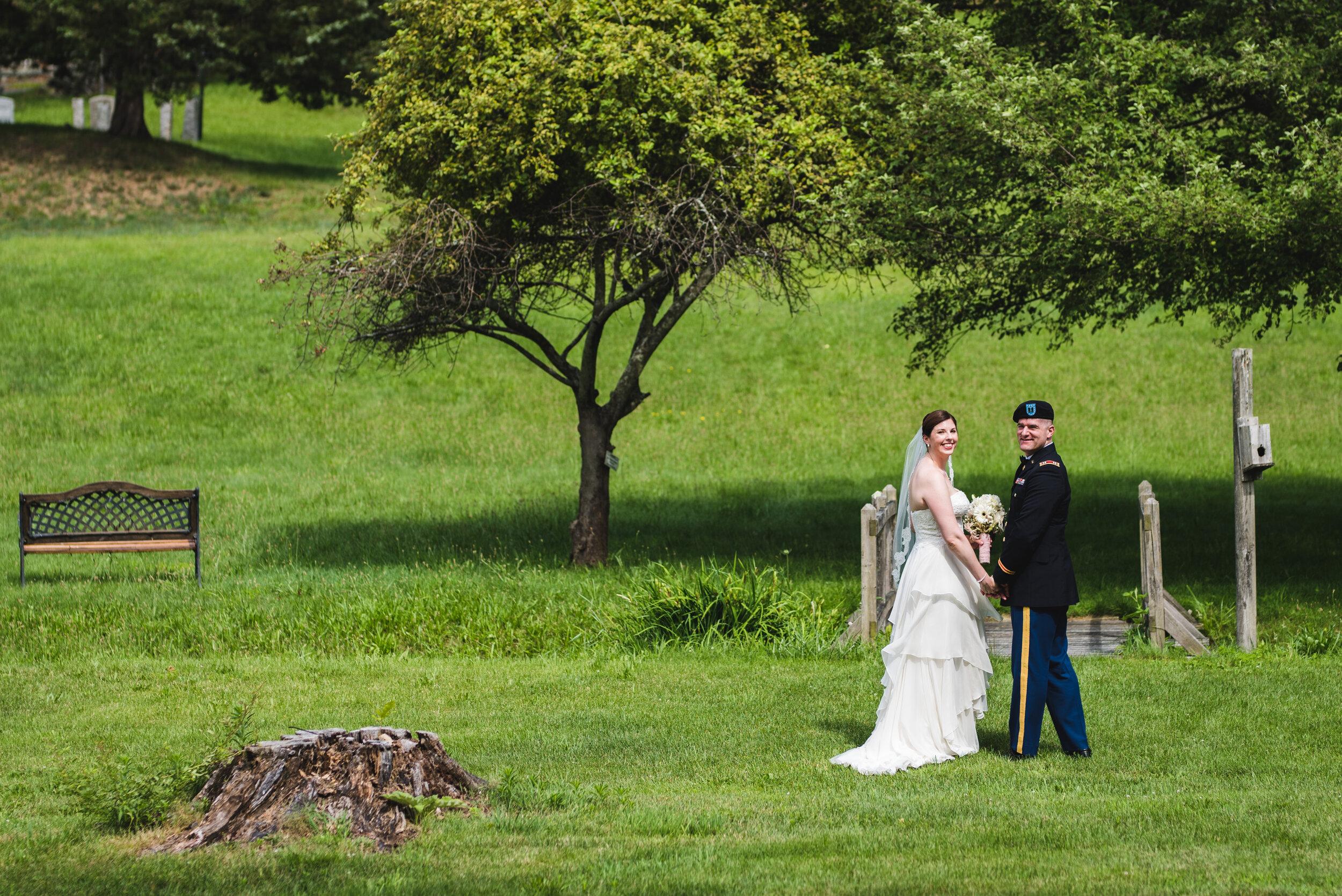 Caitlin & Jon - Caitlin and Jon's beautiful summer wedding in Jamestown, RI.