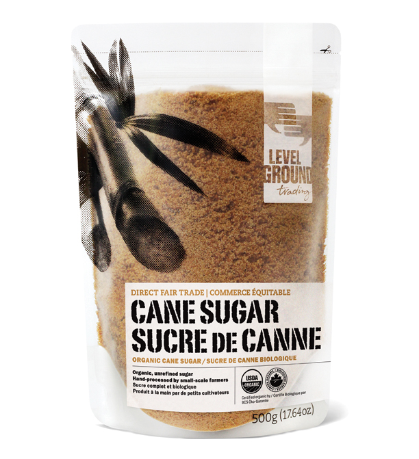cane sugar package