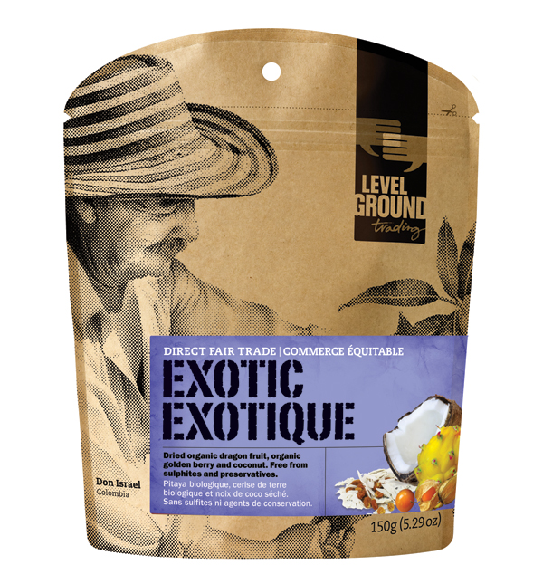 exotic dried fruit recipe