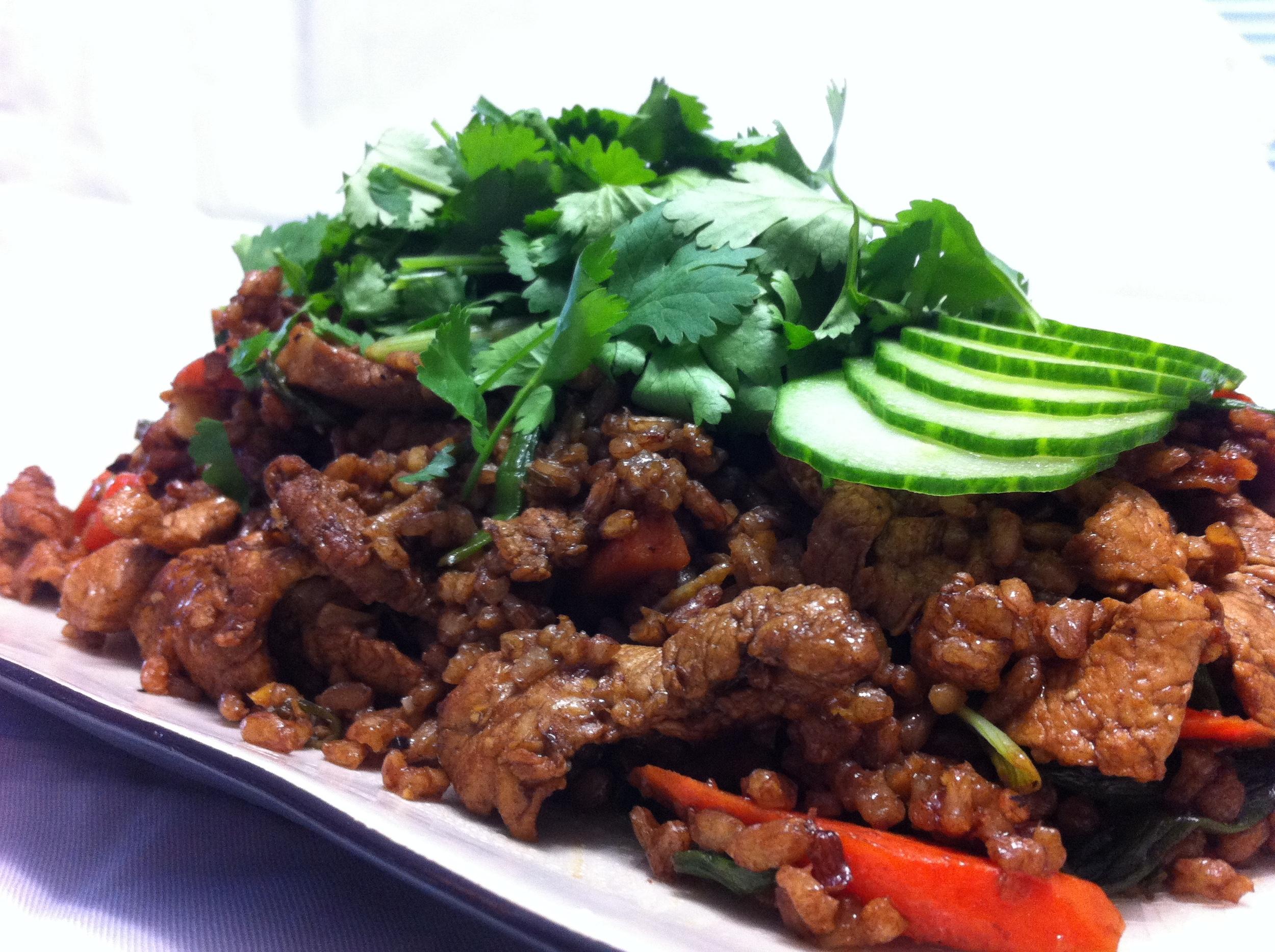 Aromatic Fried Rice Recipe