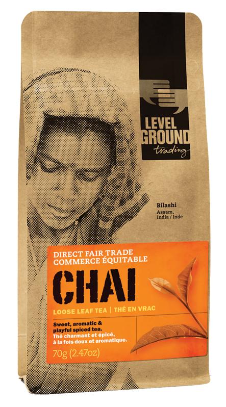 Chai tea package