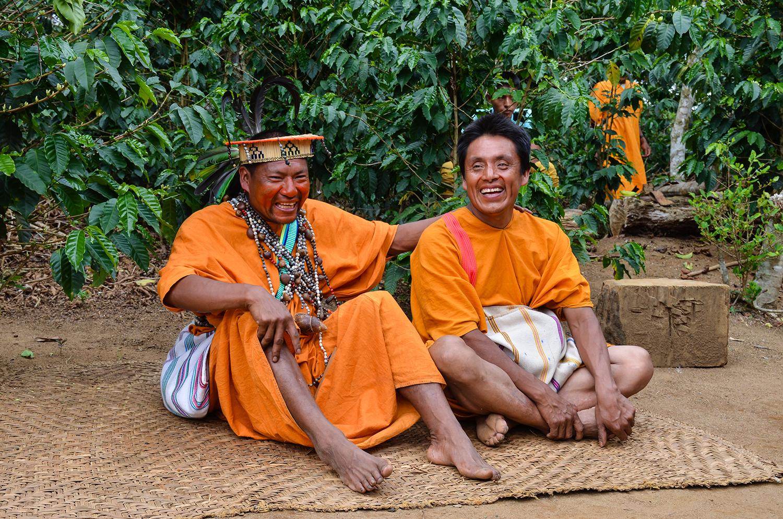 peru coffee farmers