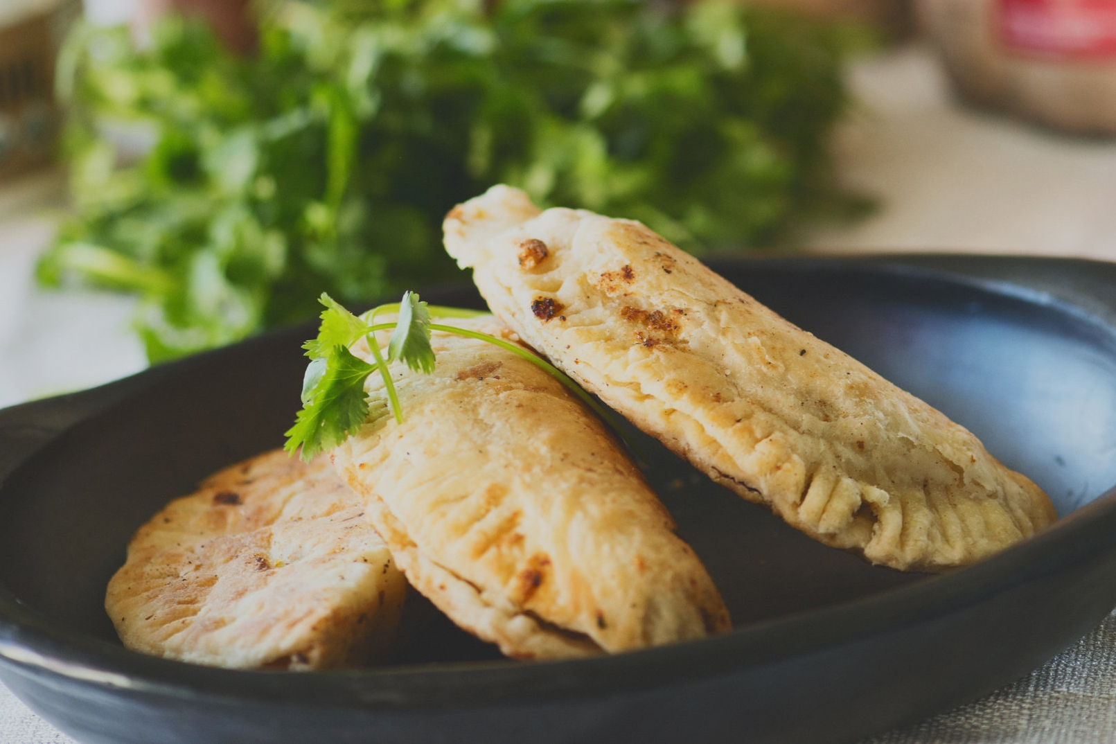 Fair Trade Colombian Empanadas Recipe