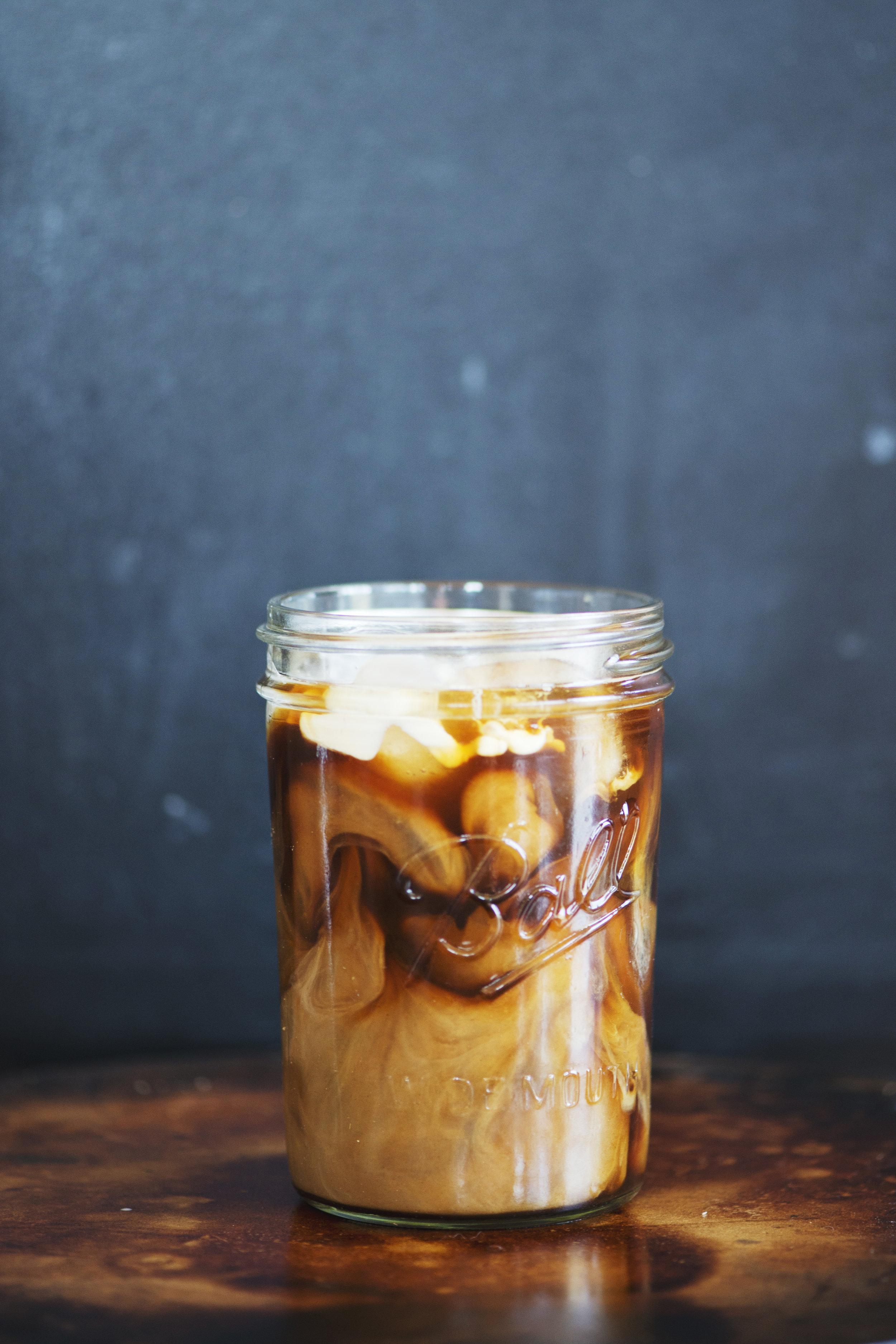 Iced Fair Trade Coffee Recipe