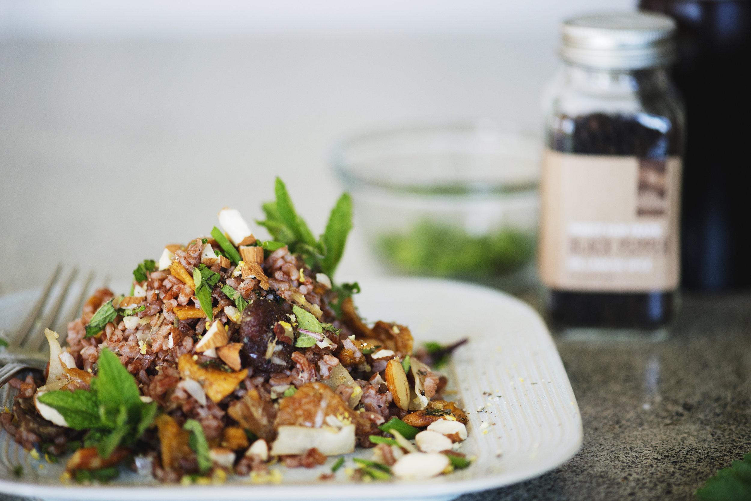 Fair Trade Curried Pilaf Recipe