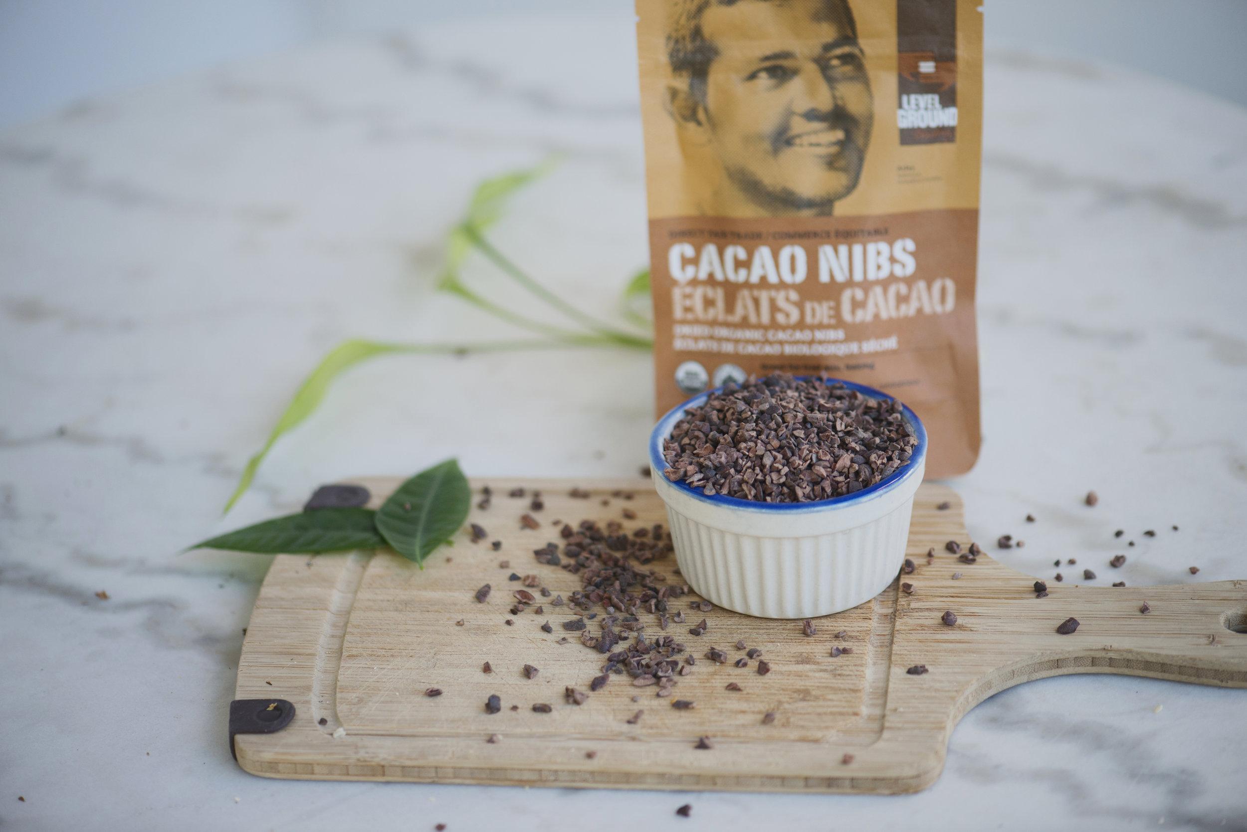 Cacao Nib packaging