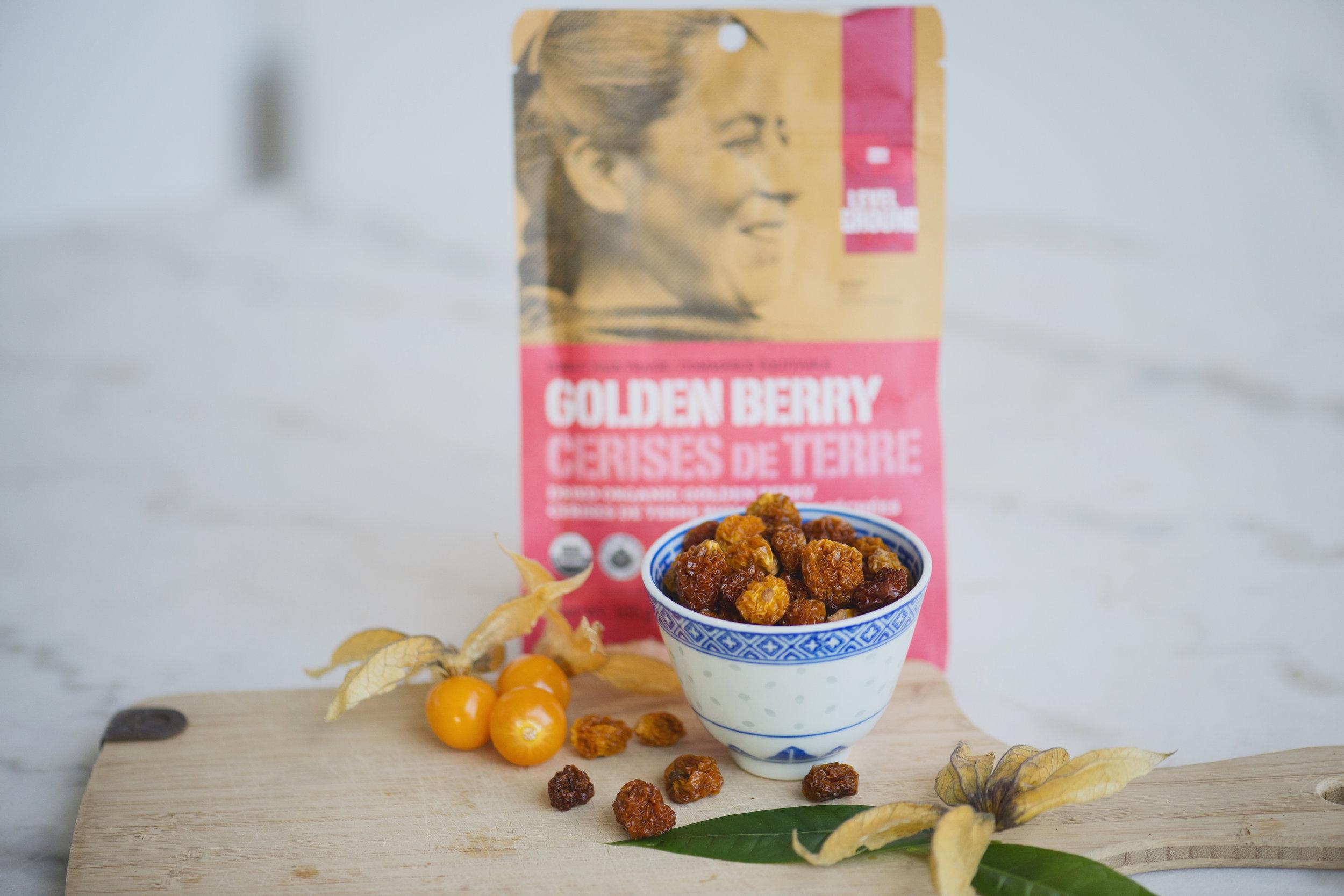 Golden Berry Package