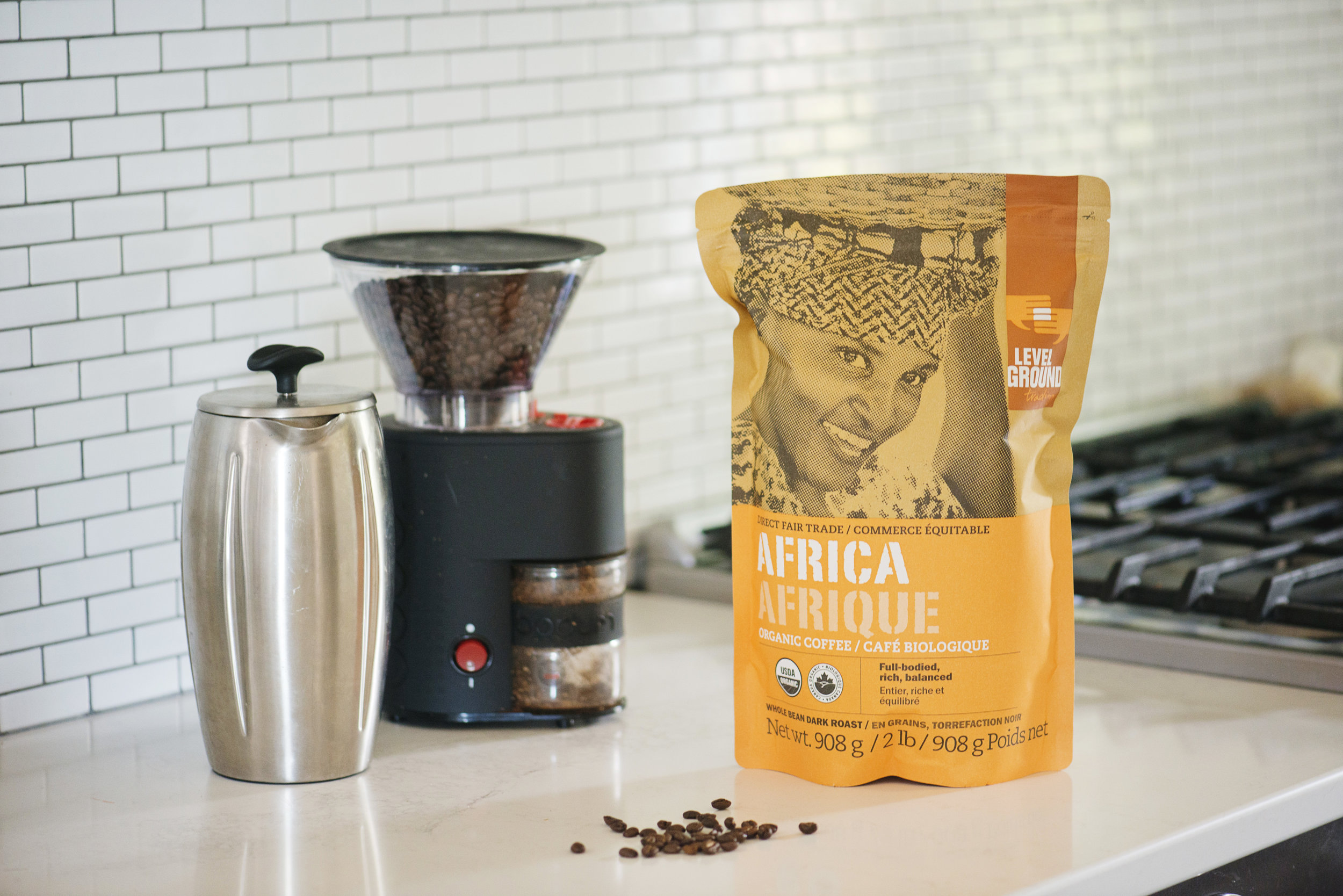 Level Ground Africa Coffee