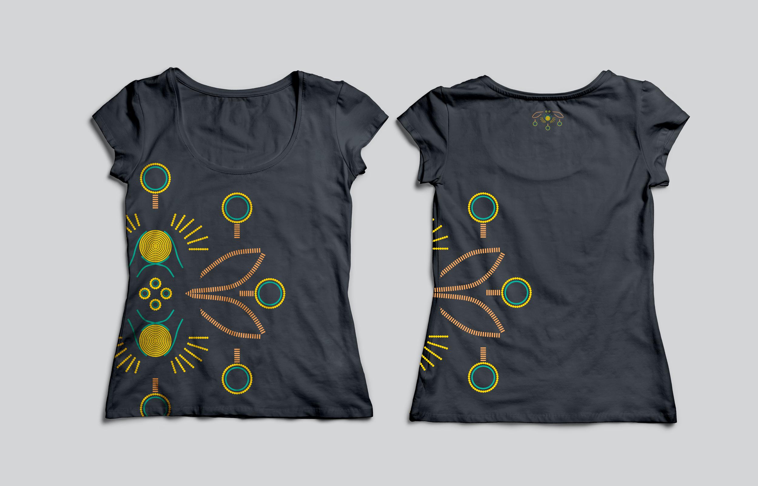 Golden Bees T-shirt