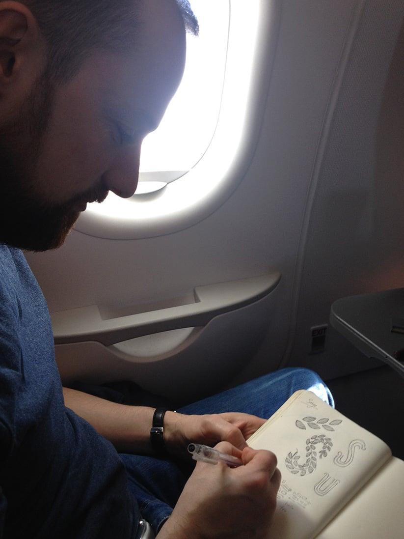 Sketchbook Sugo