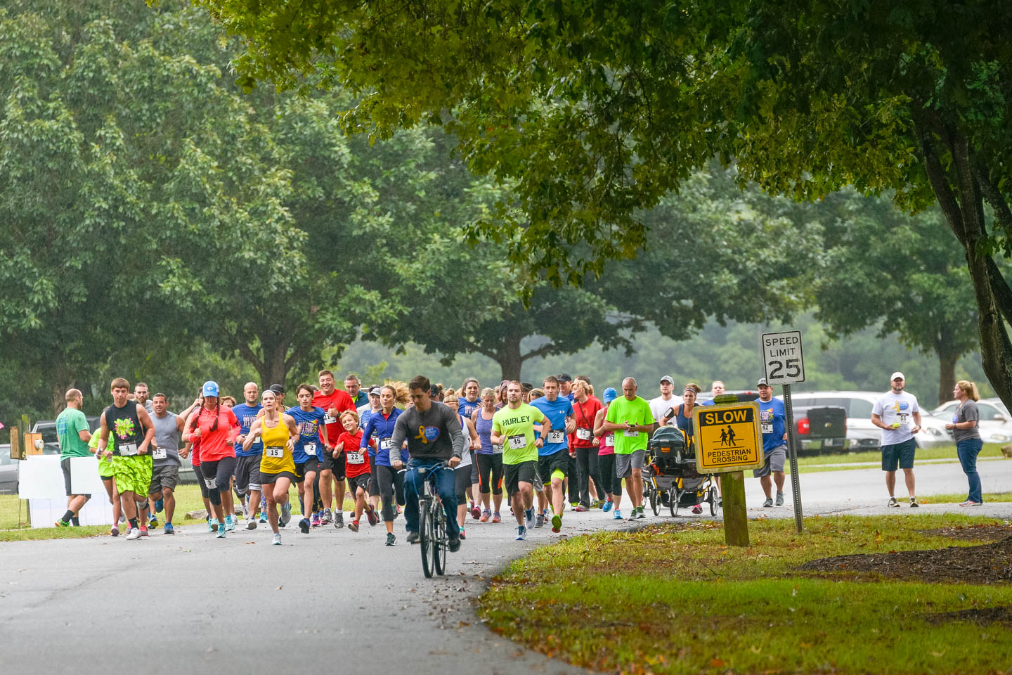 First Annual One Step at a Time 5K 2015