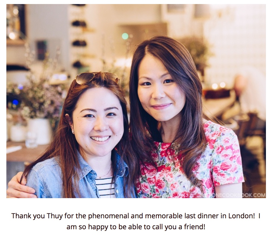 The Just One Cookbook family share their experiences at LVK during their visit to London. https://www.justonecookbook.com/travel/london-travel-guide-day-6/