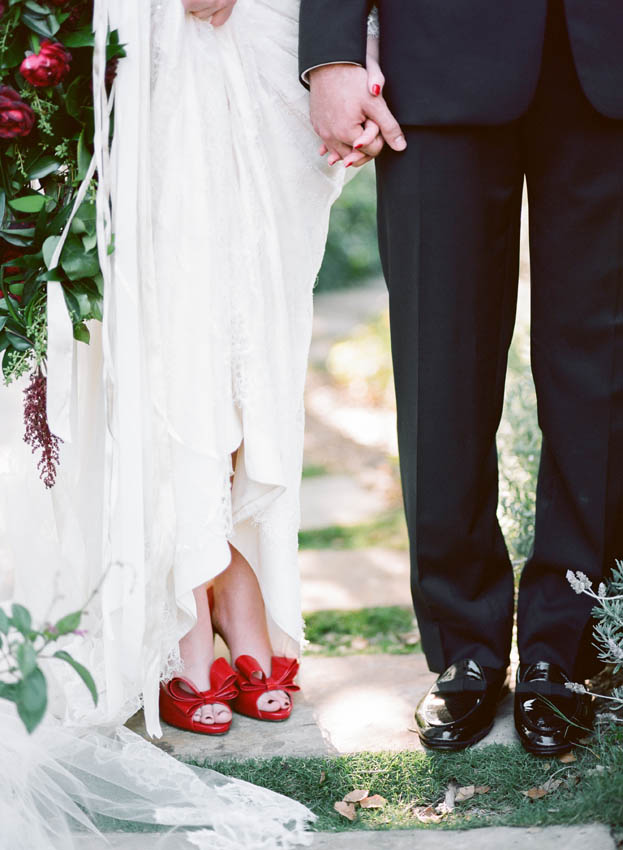 Rebecca and Nick's San Ysidro Ranch Wedding