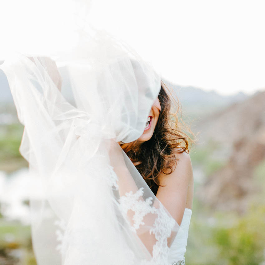 Elnaz and Izzam's Wedding in Palm Springs