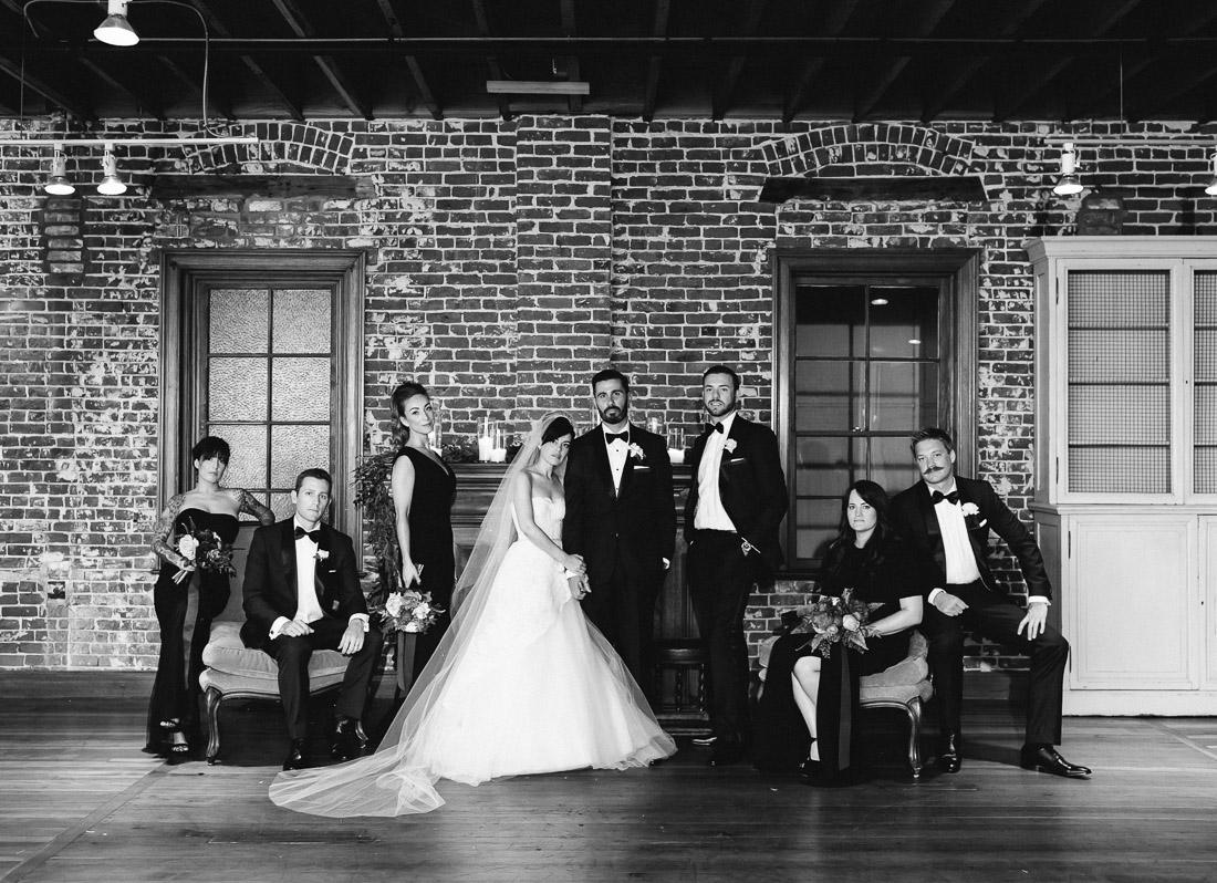 Loft on Pine wedding