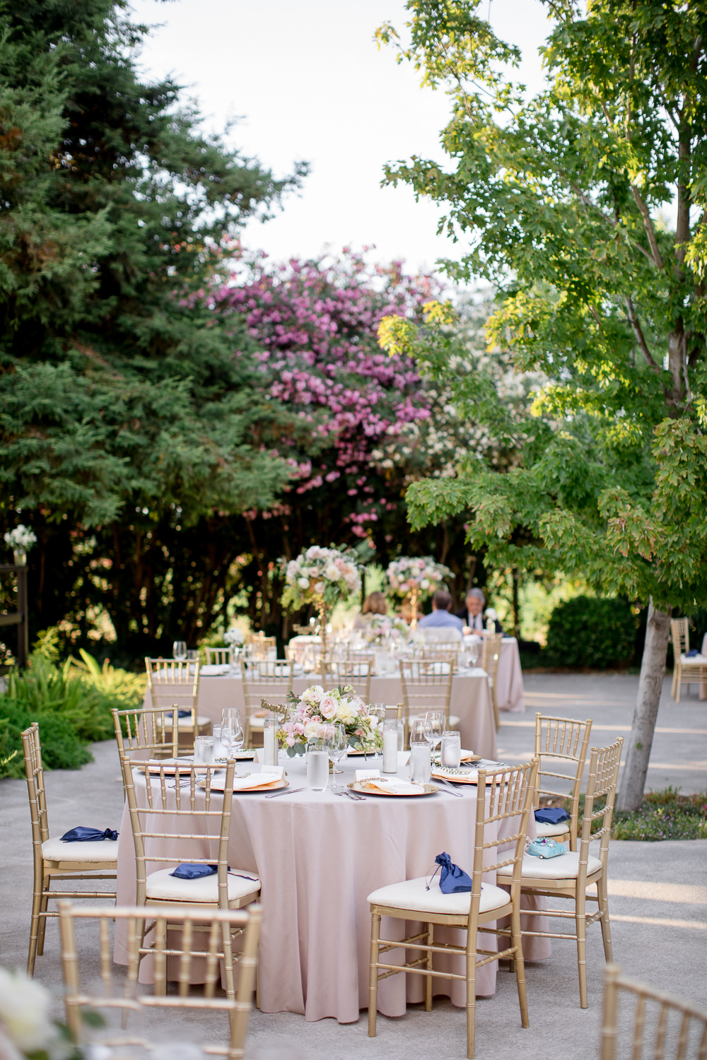 Park Winters wedding by the de Jaureguis