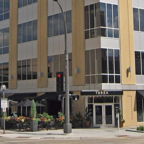 H3 plaza