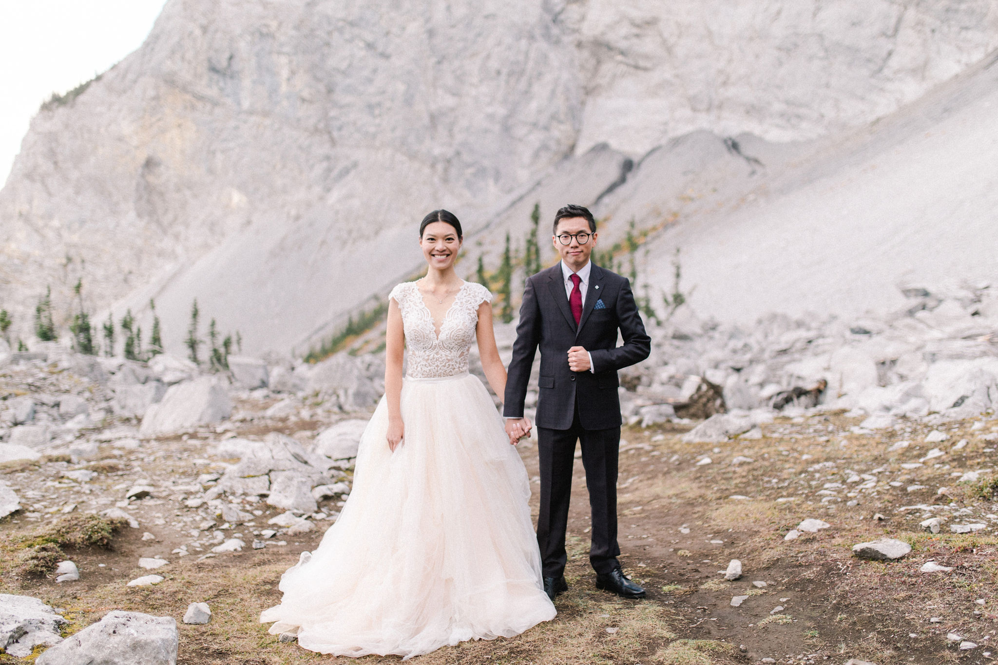 Banff Elopement | Calgary Wedding Planner | Banff Springs Hotel Wedding