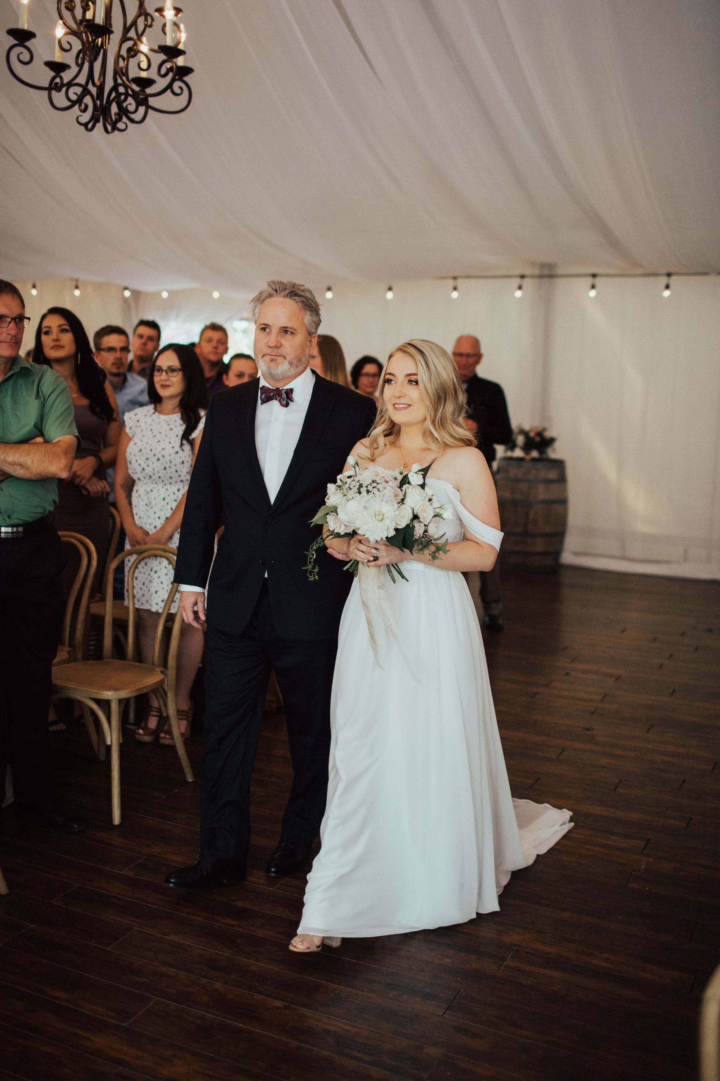 Meadow Muse Pavilion Wedding Calgary Wedding Planner