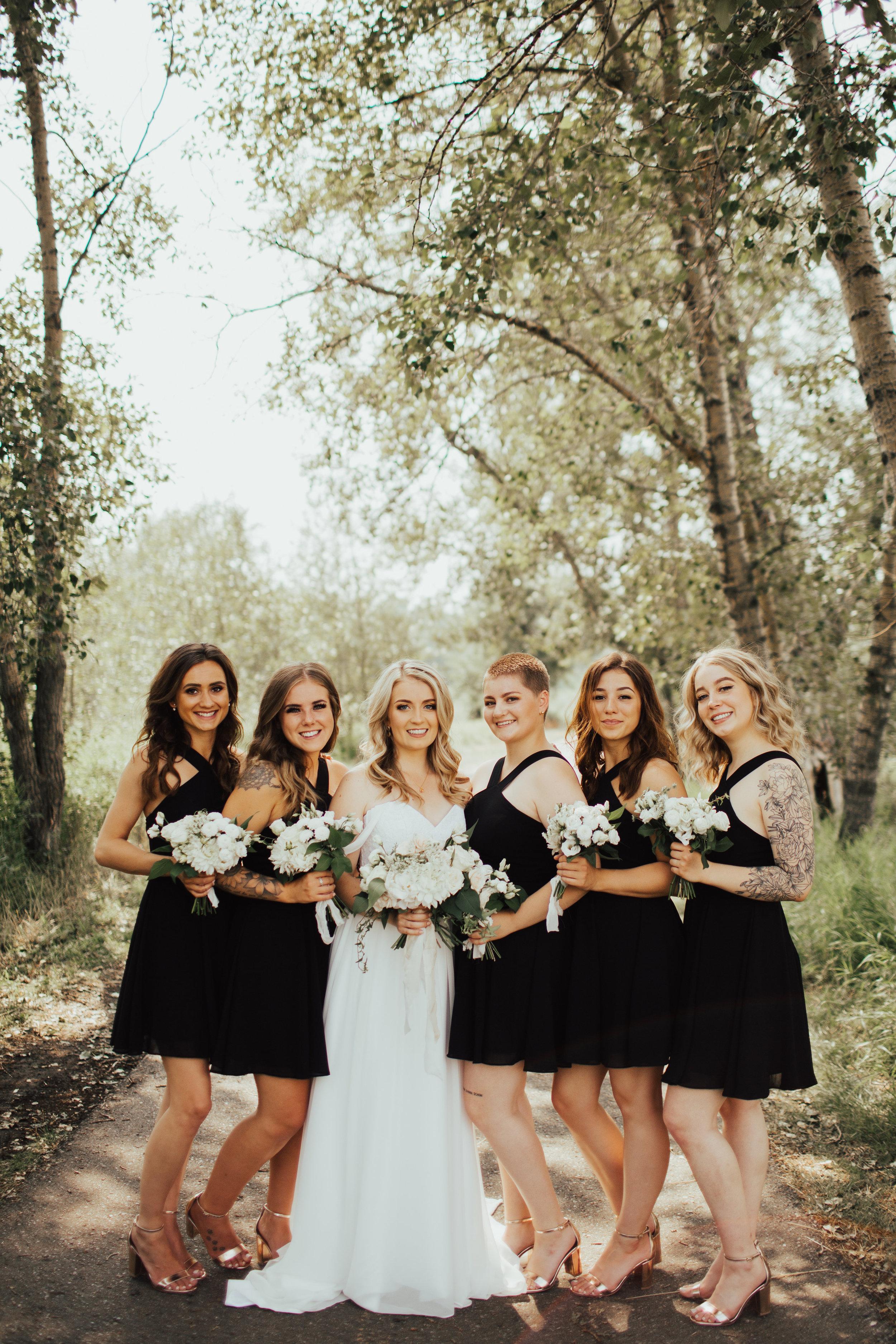 Fish Creek Park Wedding Teresa Renee Photography