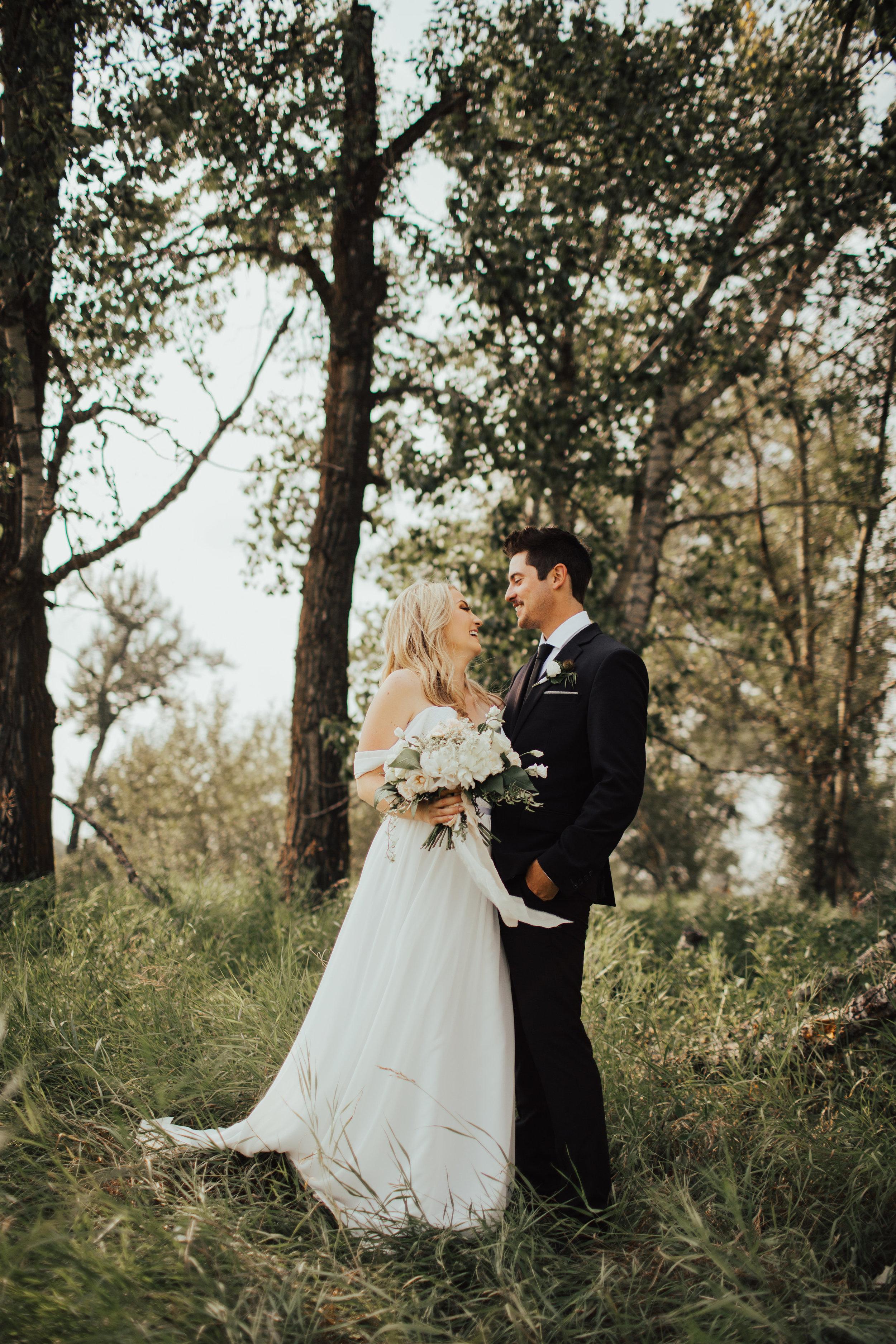Paperdoll the Brand Teresa Renee Calgary Wedding Planner