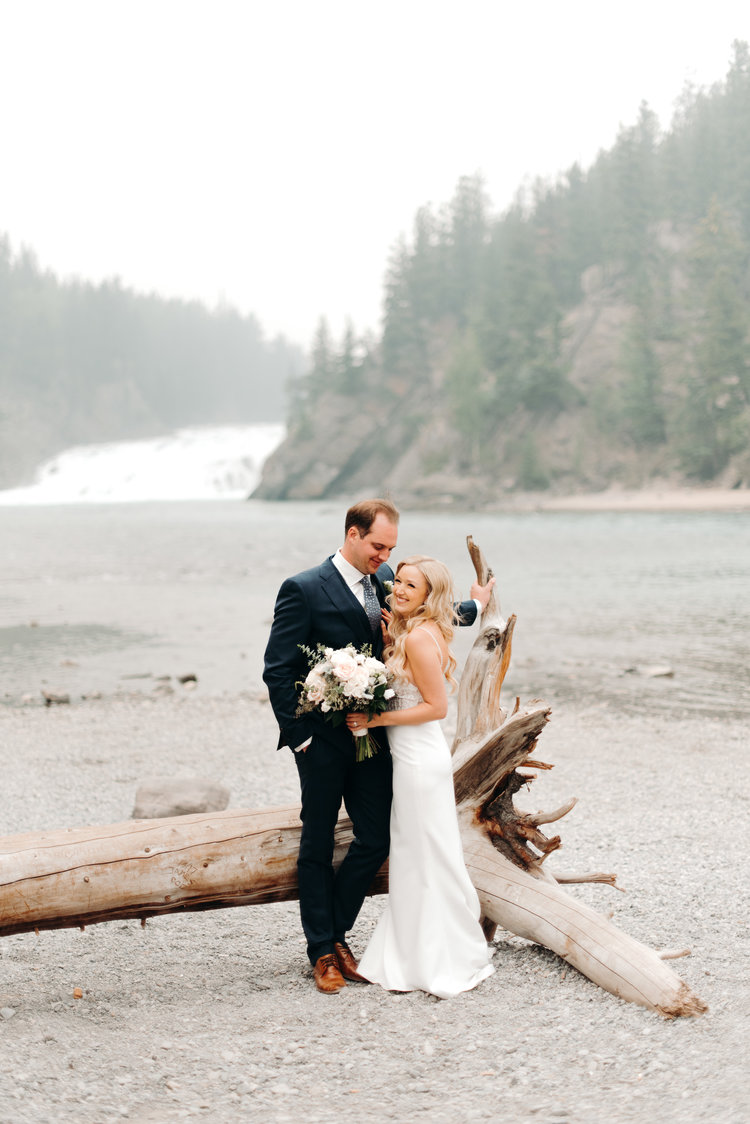 Banff Wedding Planner | Calgary Wedding Planner | Fairmont Banff Springs Hotel Wedding