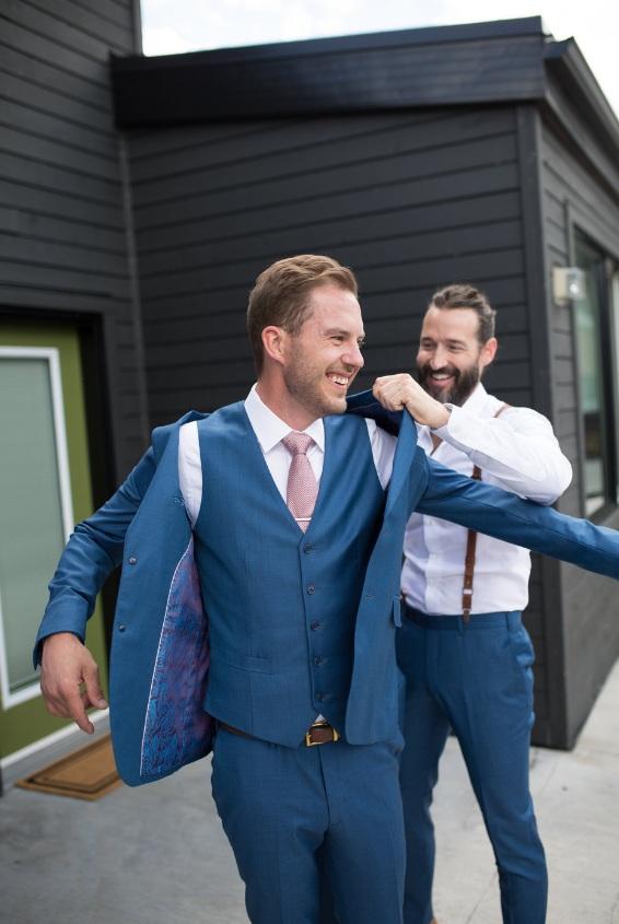 Calgary Wedding Planner   Event Production   Deane House Wedding