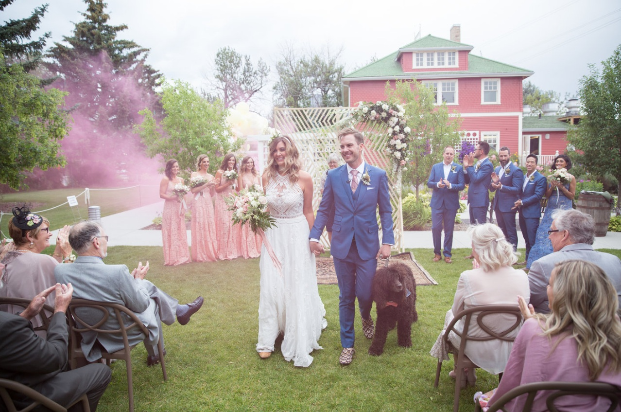 Calgary Wedding Planner | Event Production | Deane House Wedding
