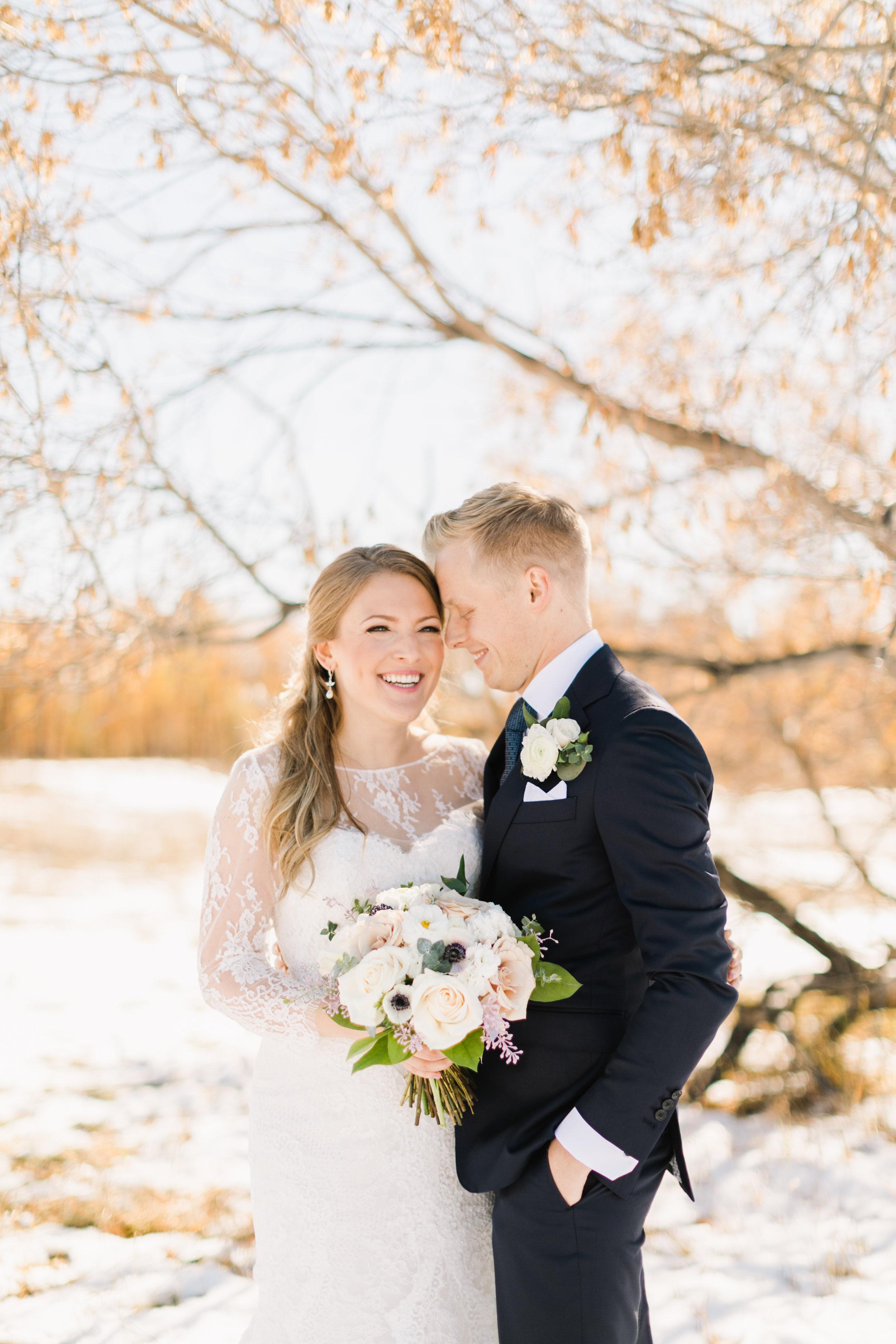 Lake House Wedding Calgary