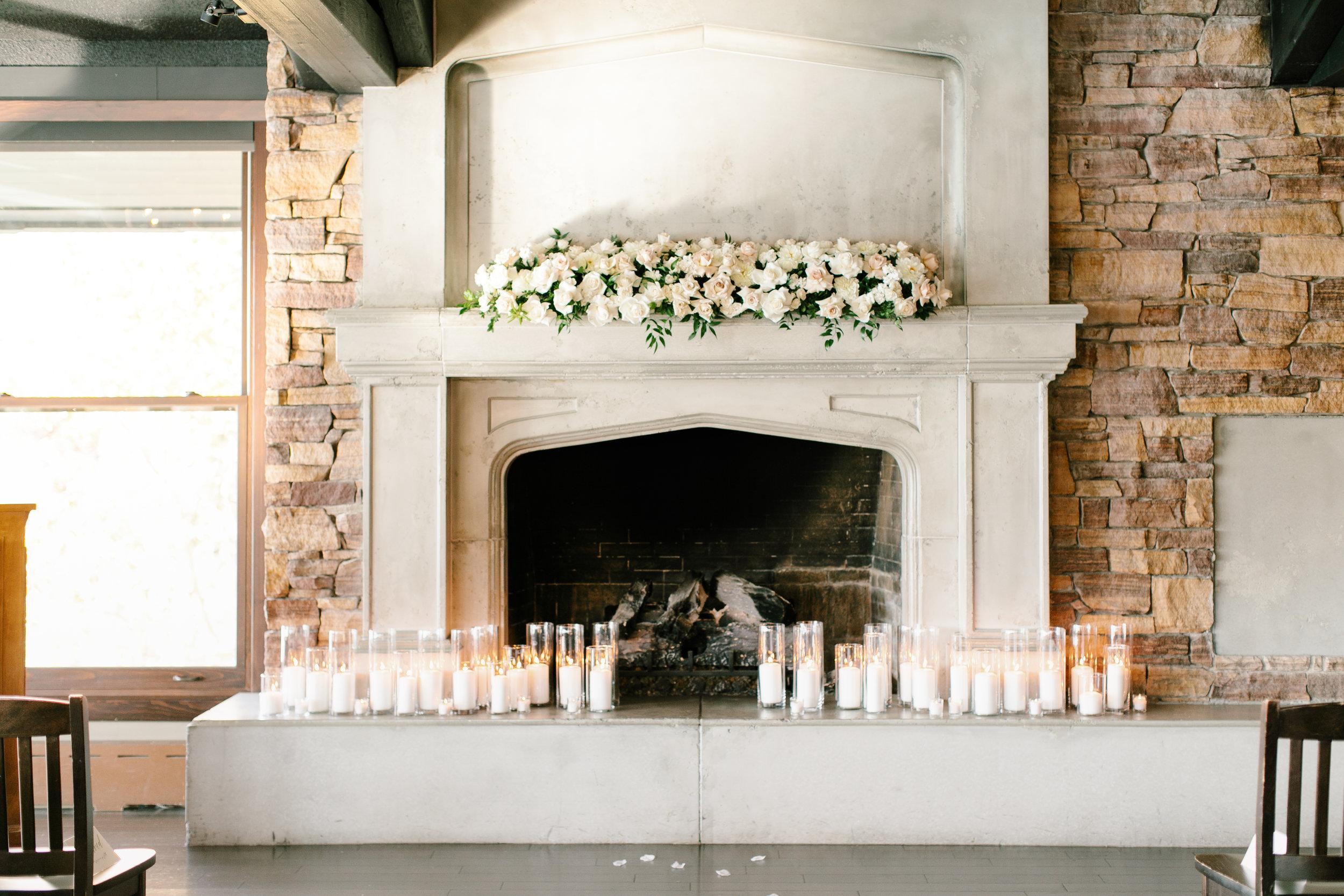 Wedding Ceremony Mantle
