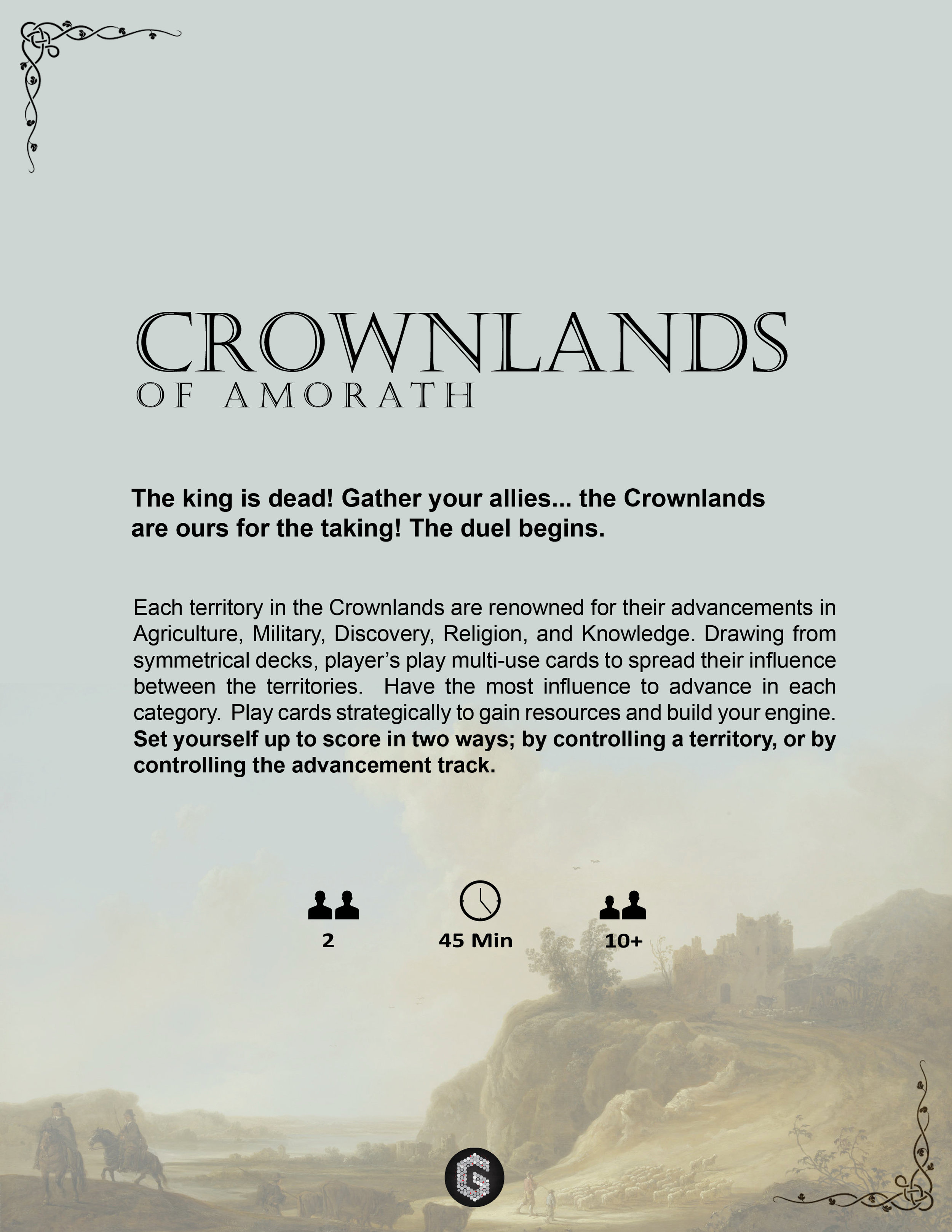 Crownlands of Amorath