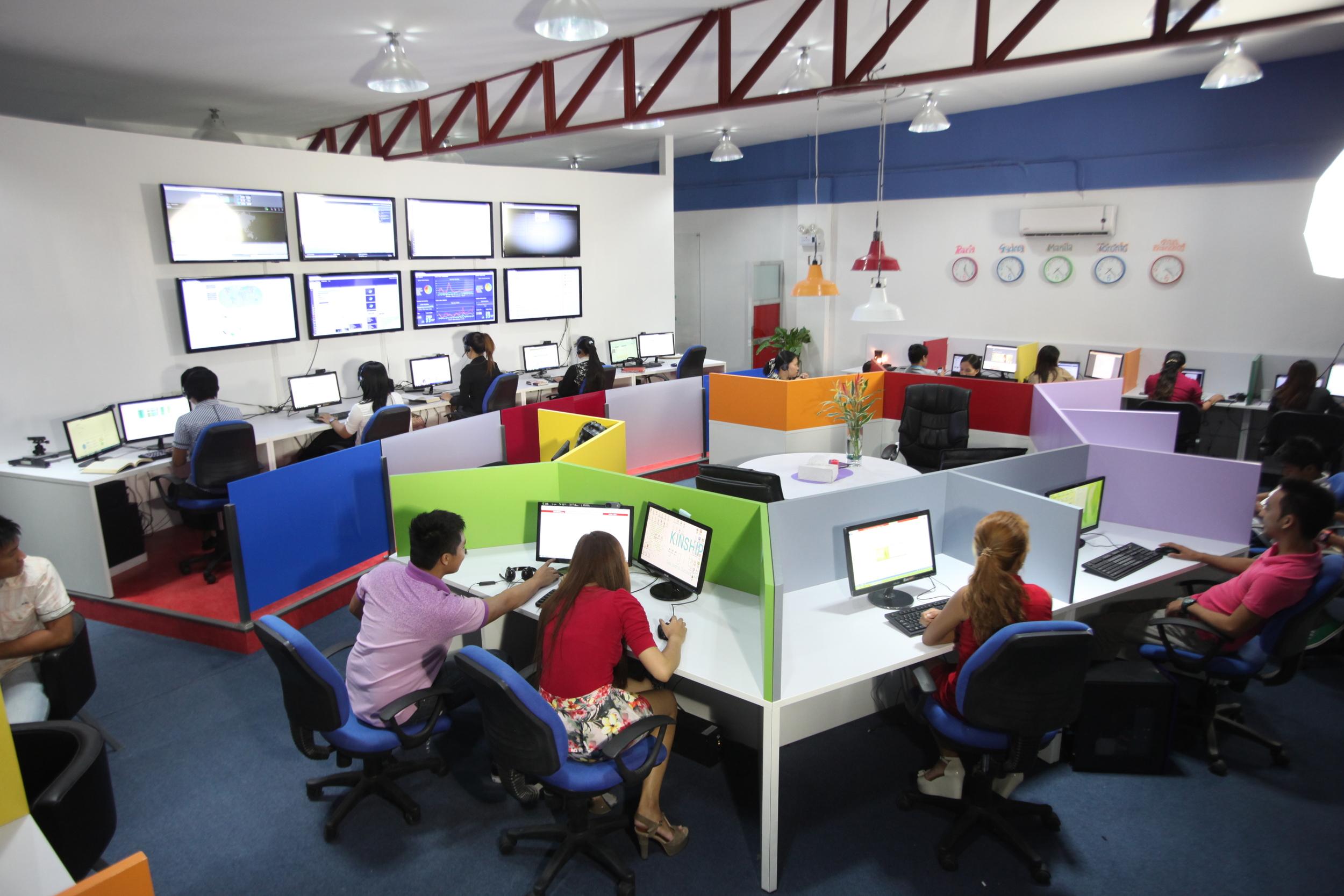 IGO2 OFFICES IN THE PHILIPPINES.