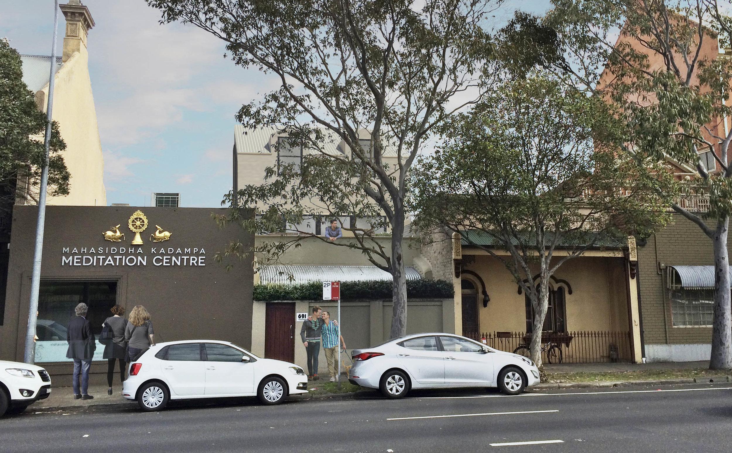 Redfern Terrace