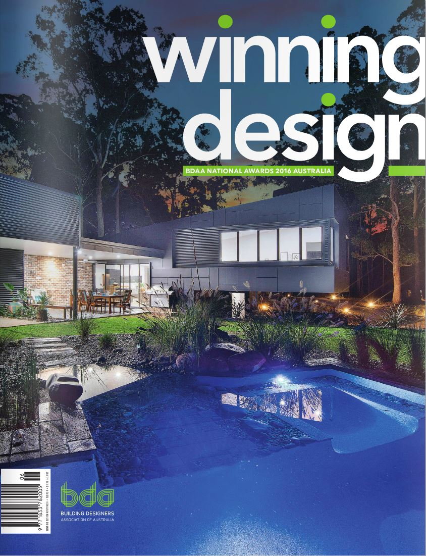 BDA Winning Design 2016 - Winner: Stanmore House (Residential Alterations and Additions) Page 33.