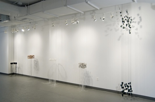 Five Pliades  2008  Reyes + Davis Gallery