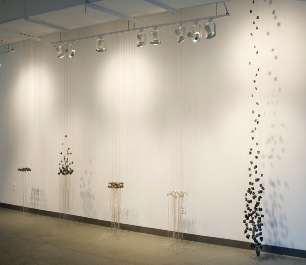 Five Pliades 2009  Reyes + Davis Gallery