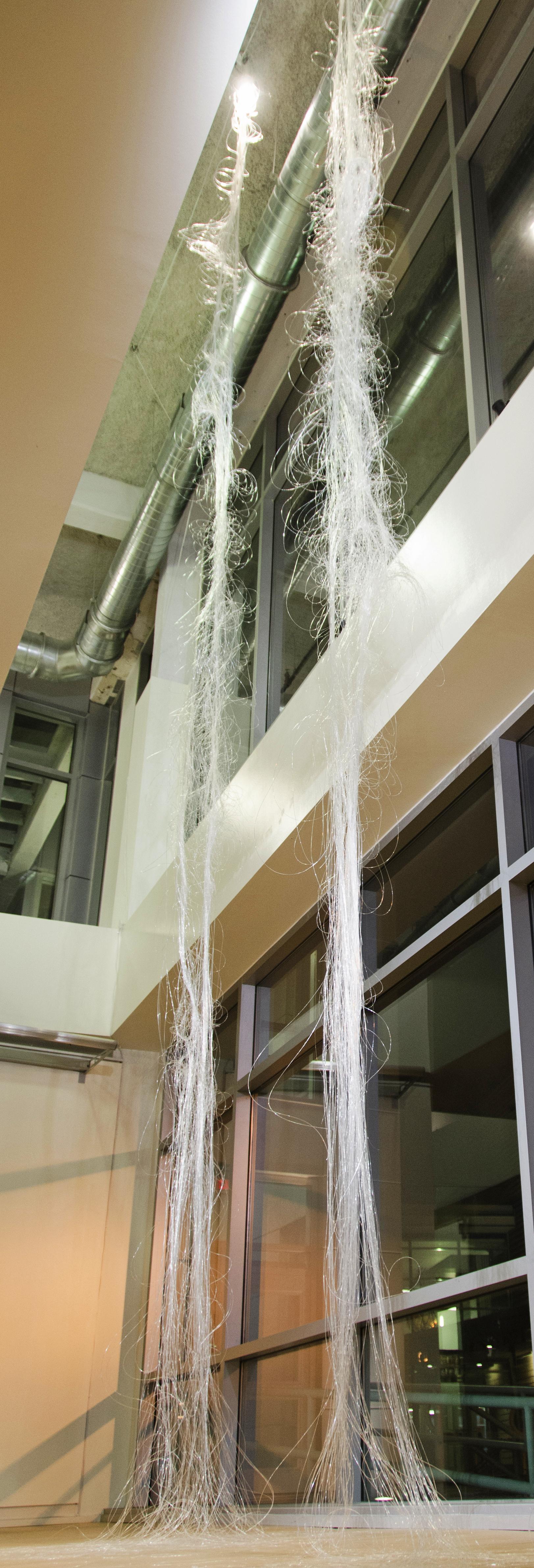 Cafritz Center Graces - Detail   2012